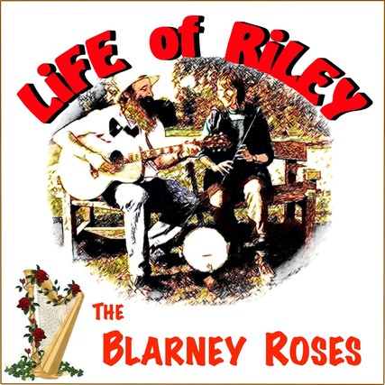 Blarney Roses Cover 1