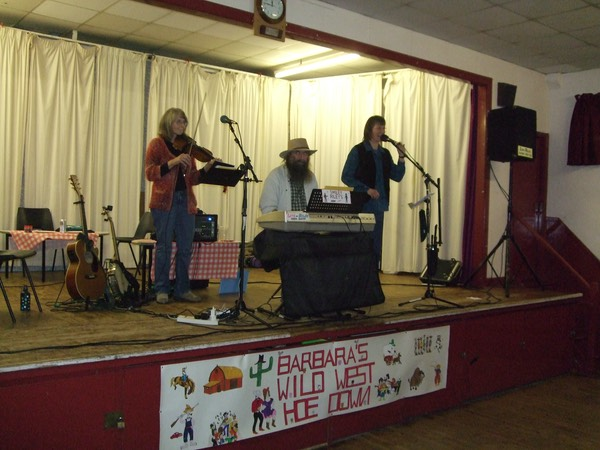 Life Of Riley Barn Dance, Ruardean, Gloucestershire