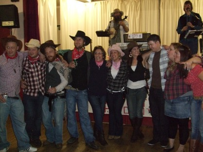 Hoedown at Ruardean, gloucestershire