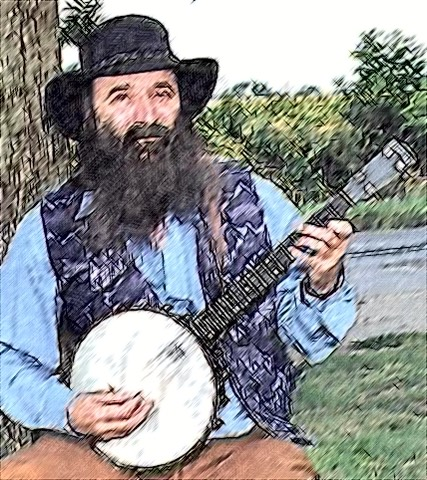 Morris Wintle, Banjo player for Life of Riley